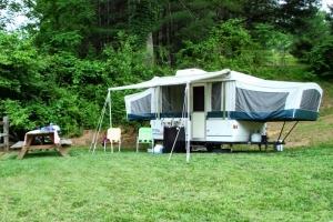 Camp Site 2B