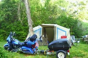 Camp Site 1B
