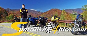 Sportbikes4hire Motorcycle Rentals